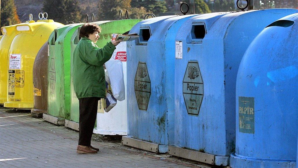 Cheb chce usnadnit třídění, lidem nabídne privátní nádoby na odpad