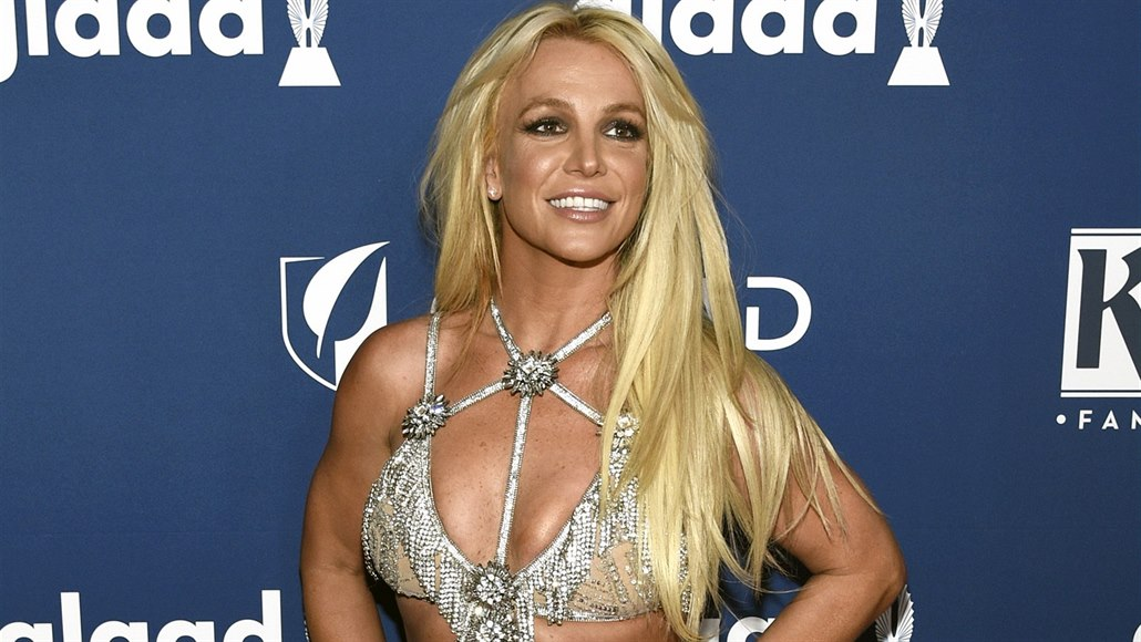 Britney Spears na GLAAD Media Awards (Beverly Hills, 12. dubna 2018)