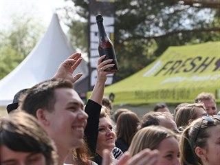 Cooking show Zdeňka Pohlreicha patřila k tahákům akce Beko Fresh Festival Plzeň...