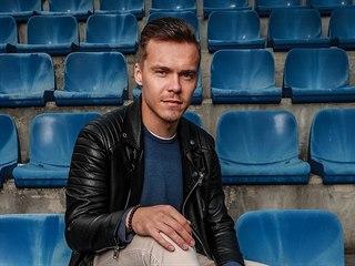 Tomáš Fabián na snímku pro Magazín DNES.