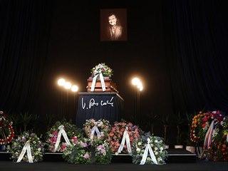 Národní divadlo se rozloučilo se zesnulým Václavem Postráneckým (15. května...