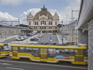 Po čtyřech letech skončila modernizace plzeňského hlavního vlakového nádraží....
