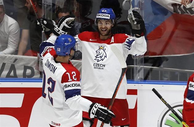 50563c75066e1 MS 2019 | Nevybouřený z NHL. Frolík je nečekaný český žolík na MS ...