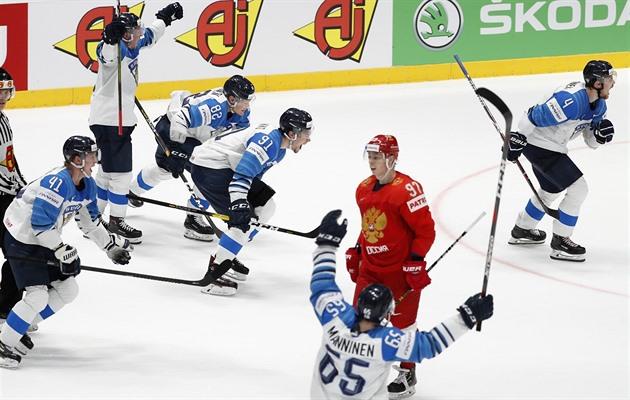 47524349cad8b MS 2019   Rusko - Finsko 0:1. Seveřané jsou ve finále, sborná poprvé ...