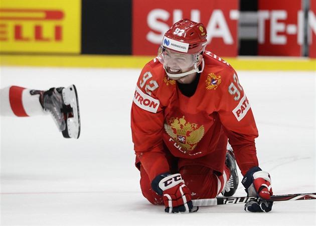 Kuzněcov kvůli kokainové aféře z MS přijde o tři zápasy NHL