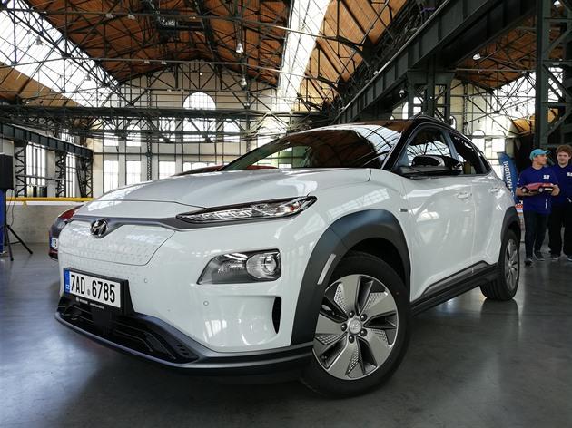 Hyundai předběhne Škodu. První elektroauta v Česku vyrobí v Nošovicích