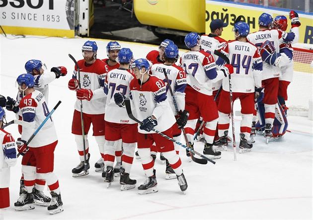 f32b50f5c MS 2019 | Česko - Německo 5:1. Hokejisty poslal do semifinále ...