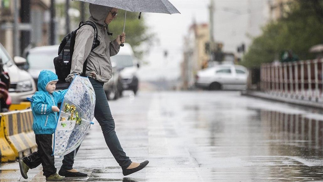 Květnové srážky sice zmírnily sucho, úrodu však už nezachránily