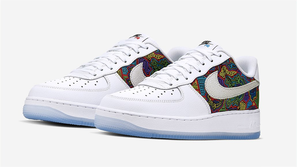 Boty Nike Air Force 1 Low 'Puerto Rico'