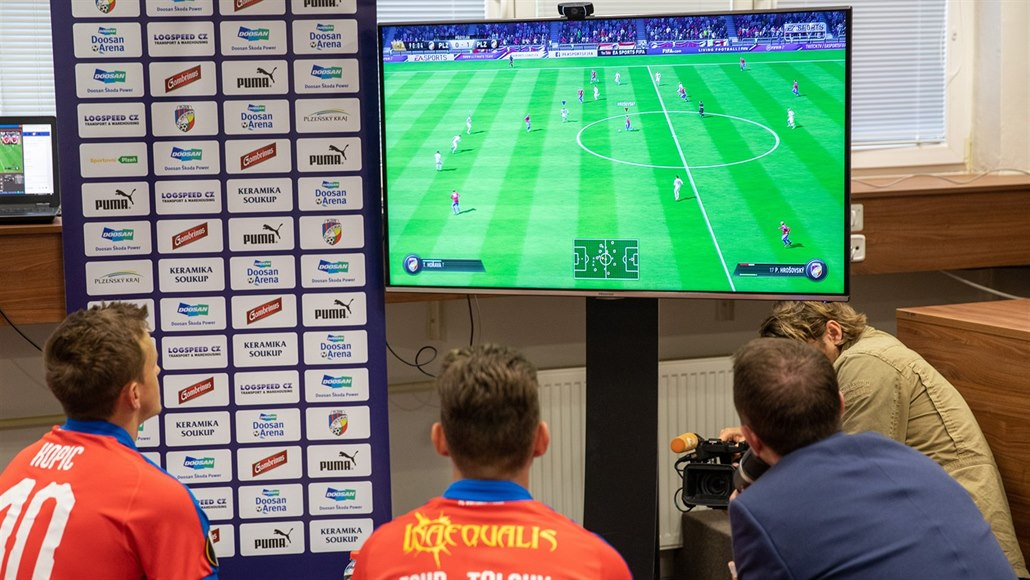 Plzeň staví tým ve hře FIFA, po Spartě a Teplicích vstoupila do eSports