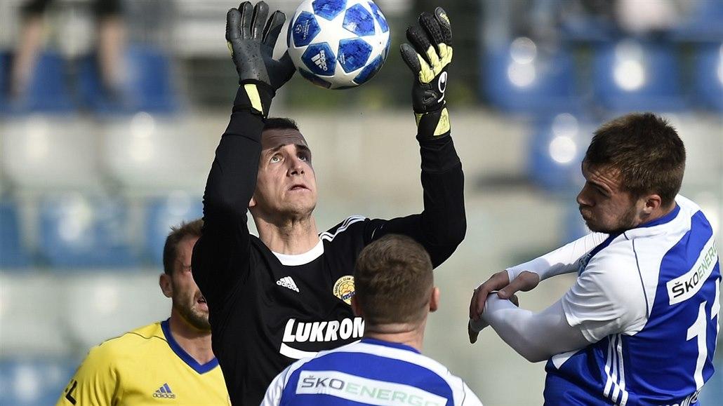 Boleslav - Zlín 3:0, dva góly v závěru, vítězové si zahrají o Evropu