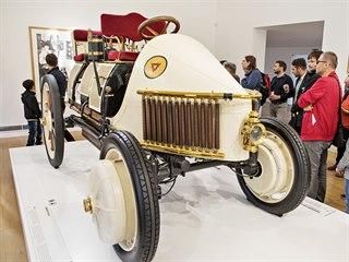 Muzejní noc v expozicích Škody Auto