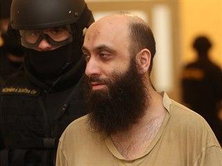 Bývalý pražský imám Samer Shehadeh (na snímku), který čelí obvinění z podpory...