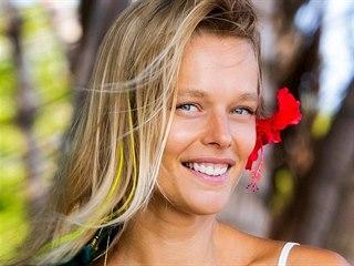 Helena Houdová, Miss ČR z roku 1999 má tři děti a je velkou propagátorkou...