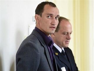 Řidič hasičské cisterny Petr Matějíček čelí u soudu obžalobě z usmrcení z...