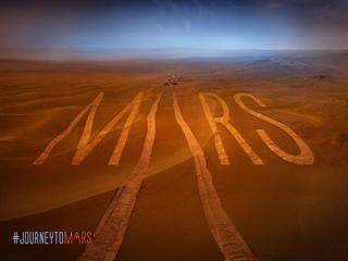 Ilustrace související s plánovanou misí vyslání robotické laboratoře na Mars