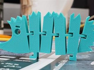 Pokud jste snad dosud váhali, co se všechno dá například na 3D tiskárně vyrobit...