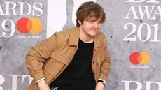 Lewis Capaldi na Brit Awards 2019