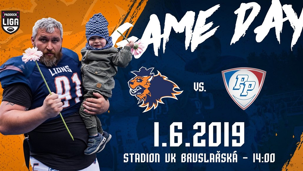 Prague Lions Game Day