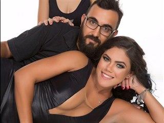 Rangel Carlosová se v roce 2017 v Brazílii účastnila soutěže o Miss Bumbum. A...