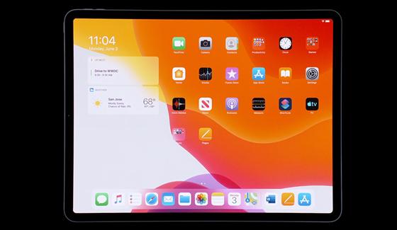 20a5136e8 ... PC a přitom zachovat jednoduchost mobilního prostředí iOS. Nový iPadOS  umožní například umístění widgetů přímo ...