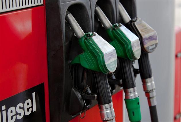 Ceny pohonných hmot dál rostou. Benzin je nejdražší od října 2019