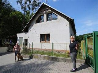 Dům manželů Mrkvičkových ve Skryjích leží na samém konci Kraje Vysočina. Vedle...