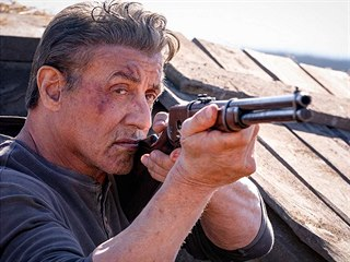 Sylvester Stallone ve filmu Rambo: Poslední krev
