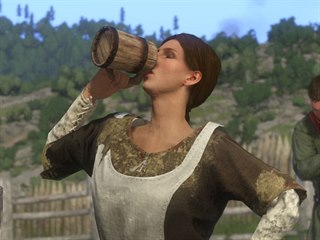 Kingdom Come: Deliverance – A Woman's Lot DLC
