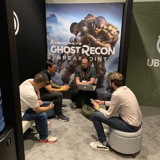 Ghost Recon Breakpoint na E3 2019