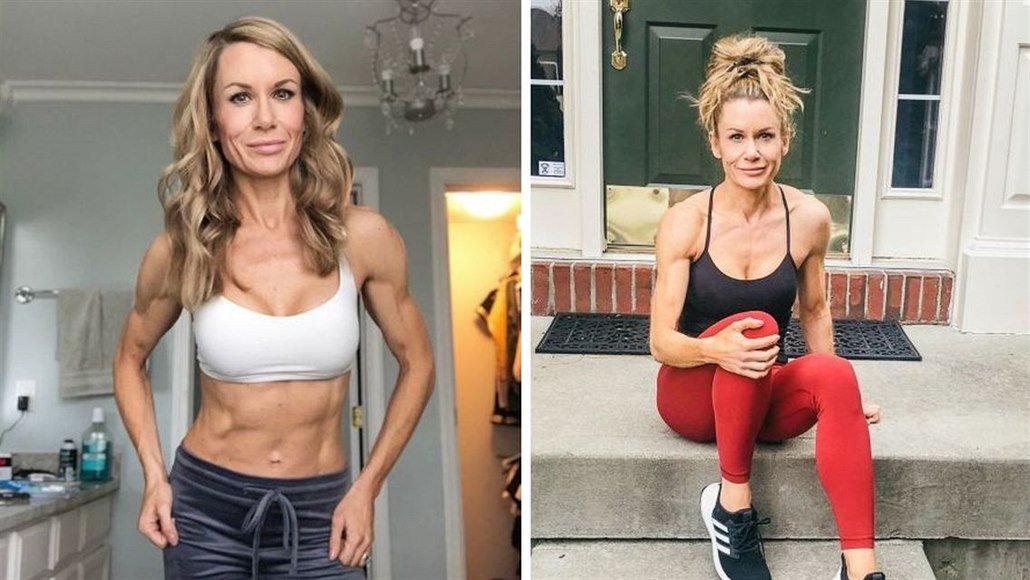 Ve čtyřiceti můžete vypadat na dvacet, říká dvojnásobná maminka