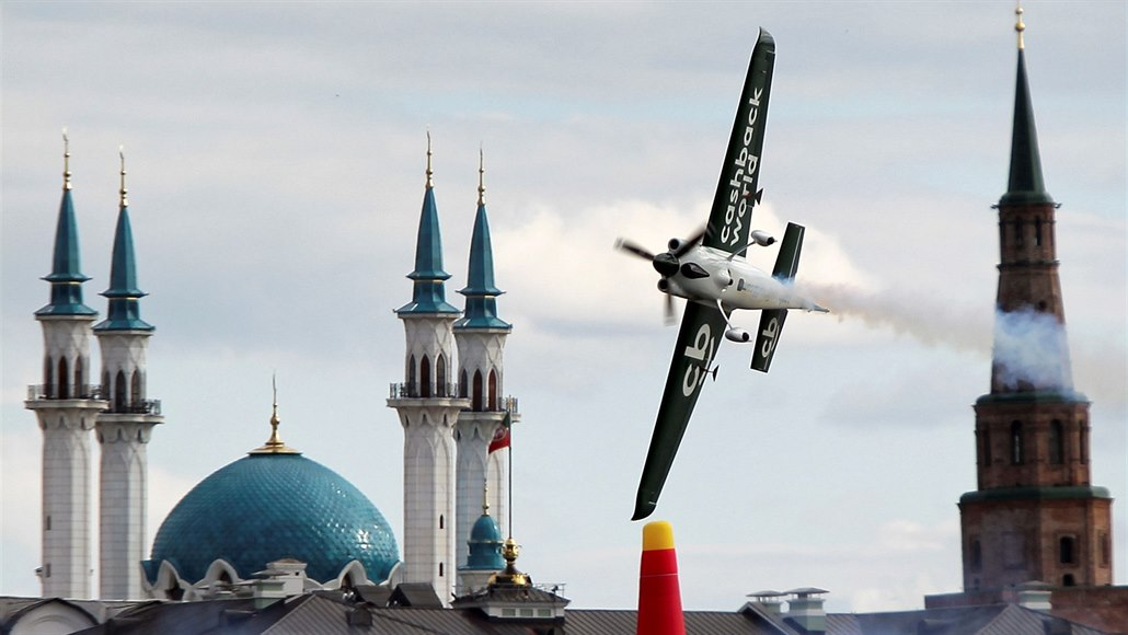 Šonka byl při Air Race v Kazani třetí, Kopfstein se cítí poškozen