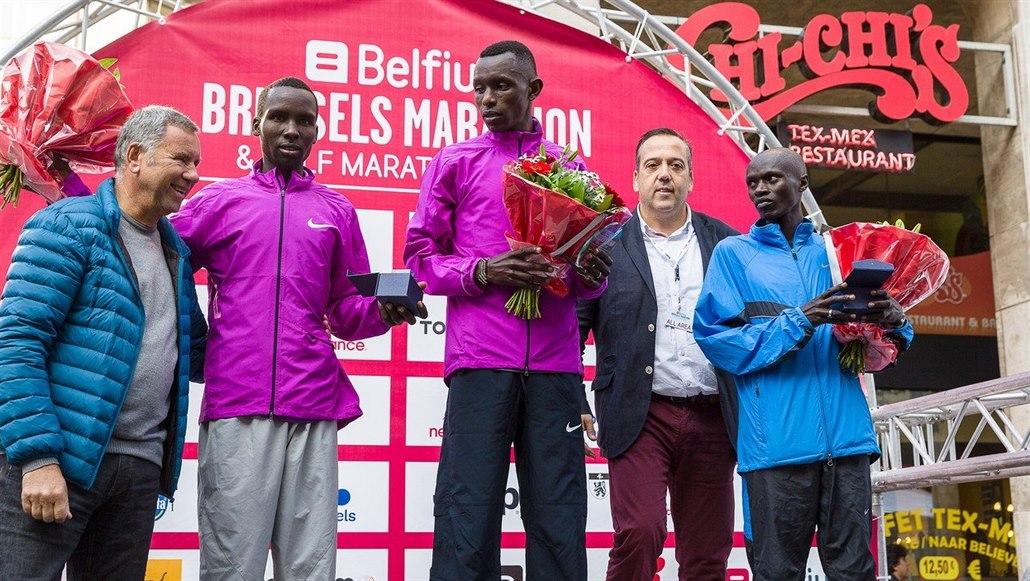 Keňský maratonec Kirwa dostal devítiměsíční distanc za užití strychninu
