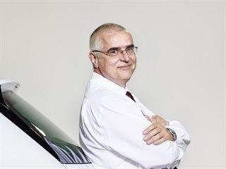 Jiří Černý na konci června končí ve funkci ředitele závodu Škody Auto v...