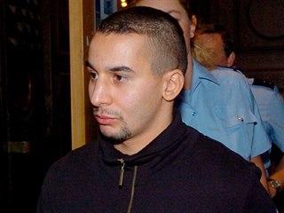 """Policie přezdívá Nordinu Benallalovi """"Úhoř"""". Z vězení se mu podařilo..."""