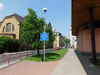 Komplikace se dotknou křižovatky ulic Budovatelů a Poštovní.