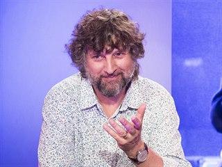 Klavírista a skladatel Petr Malásek v kulturním magazínu Za scénou.