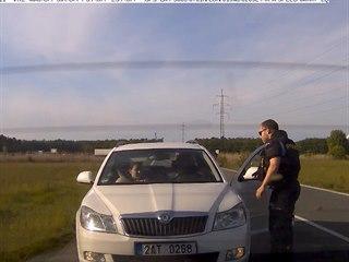 Policisté dělali eskortu rodící ženě, na sál dorazila včas