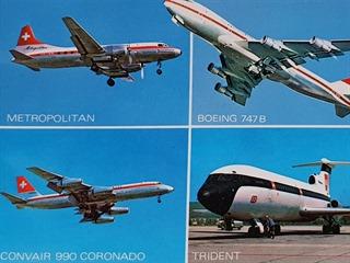 V 70. letech 20. století se na obloze potkávaly rozmanité typy letadel, jak...