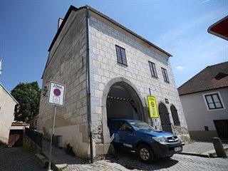 Historickou stavbu v Telči dobře znají kromě místních i turisté z celého světa....