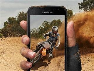 Galaxy Xcover 4s zaujme svou zvýšenou odolností.