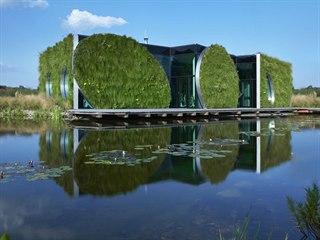 2015 - LIKO-Noe: projekt ve Slavkově je ukázkou kancelářské budovy budoucnosti....