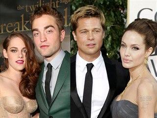 Kvíz: Při natáčení jakého filmu či seriálu se poznaly tyto herecké páry?