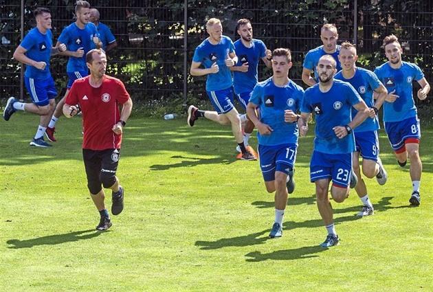 Látalovy kapky. V Olomouci poznávají tvrdší přípravu nového trenéra