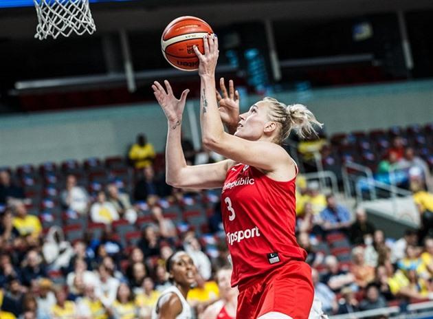 Basketbalová reprezentantka Štěpánová ukončila kariéru