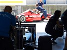 Rakouský závodní okruh Red Bull Ring