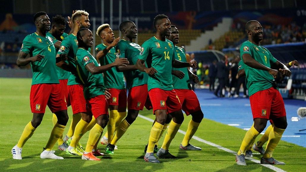 Mandjeck začal s Kamerunem na africkém šampionátu vítězně