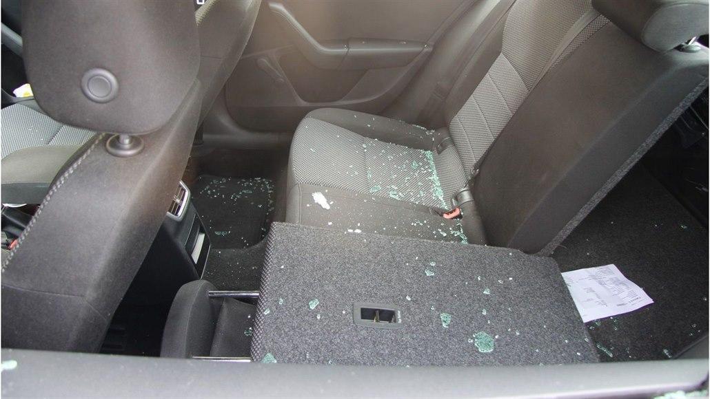 Některé krádeže zachytily bezpečnostní kamery, a tak policisté znají.