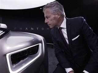 Torsten Müller-Ötvös, šéf značky Rolls-Royce