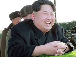 Má image bodrého tlouštíka, kvůli zajištění moci však Kim Čong-un neváhá...